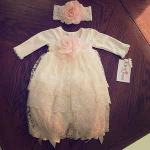 Katie Rose Bloomer/Dress